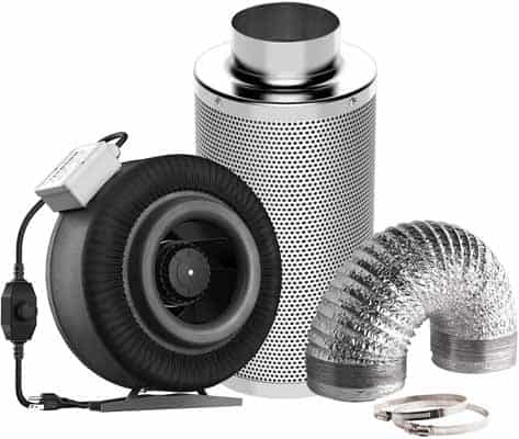 vivosun 4 inch carbon filter